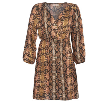 Textiel Dames Korte jurken Moony Mood KOUJUK Multicolour