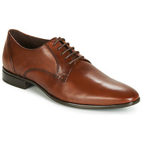 Schoenen Heren Derby Carlington EMRONED Cognac