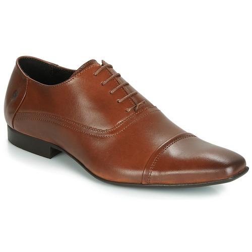 Schoenen Heren Klassiek Carlington ETIPIQ Cognac