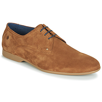 Schoenen Heren Derby Carlington EMILAN Bruin