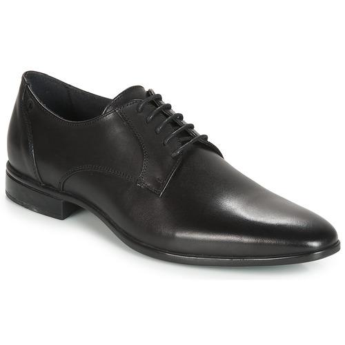 Schoenen Heren Derby Carlington EMRONED Zwart