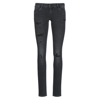 Textiel Dames Skinny jeans Kaporal LOKA Zwart