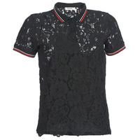 Textiel Dames Polo's korte mouwen Kaporal BRIKS Zwart