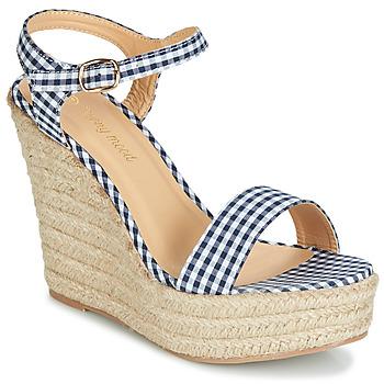 Schoenen Dames Sandalen / Open schoenen Moony Mood IPALA Blauw