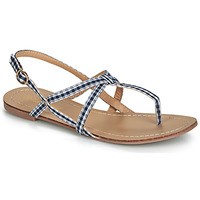 Schoenen Dames Sandalen / Open schoenen Moony Mood JEKERINE Blauw
