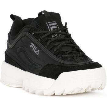 Schoenen Heren Lage sneakers Fila DISRUPTOR LOW Nero