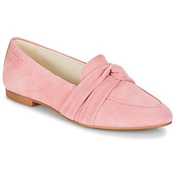 Schoenen Dames Mocassins Vagabond ELIZA Roze
