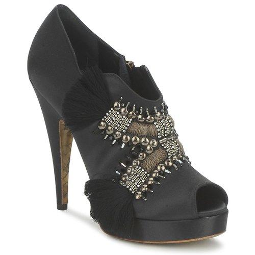 Schoenen Dames Low boots Gaspard Yurkievich P1 VAR1 Grijs