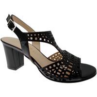 Schoenen Dames Sandalen / Open schoenen Soffice Sogno SOSO8130ne nero
