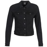 Textiel Dames Spijker jassen Vero Moda VMHOT SOYA Zwart