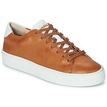 Schoenen Dames Lage sneakers Pataugas KELLA Cognac