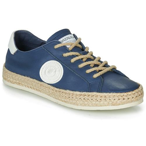 Schoenen Dames Lage sneakers Pataugas PAM /N Marine