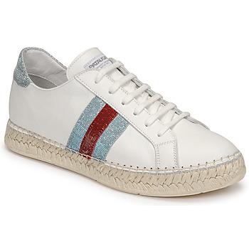 Schoenen Dames Lage sneakers Pataugas MARBELLA Wit
