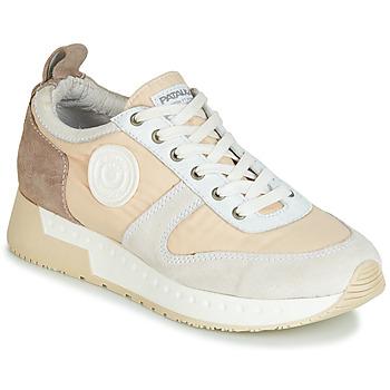 Schoenen Dames Lage sneakers Pataugas TESSA Beige / Grijs