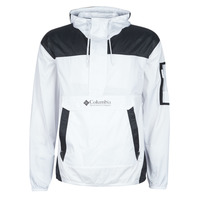 Textiel Heren Windjack Columbia CHALLENGER WINDBREAKER Wit / Zwart