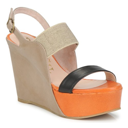 Schoenen Dames Sandalen / Open schoenen Paco Gil RITMO OULA Multicolour
