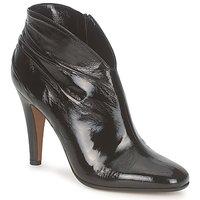 Schoenen Dames Low boots Michel Perry 9153 Zwart
