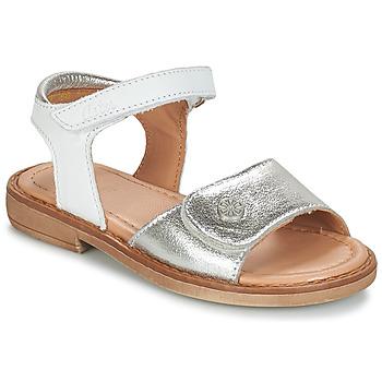 Schoenen Meisjes Sandalen / Open schoenen Aster TRIXY Zilver