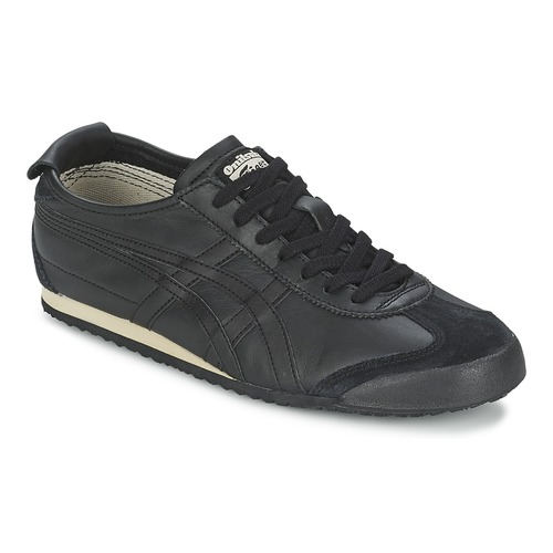 Schoenen Lage sneakers Onitsuka Tiger MEXICO 66 Zwart