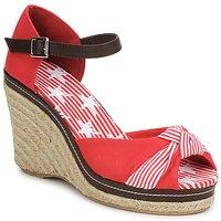 Schoenen Dames Sandalen / Open schoenen StylistClick PATTY Rood