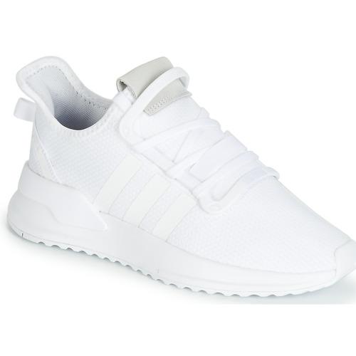 Schoenen Heren Lage sneakers adidas Originals U_PATH RUN Wit