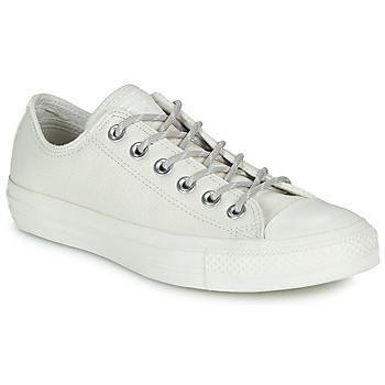 Schoenen Lage sneakers Converse CHUCK TAYLOR ALL STAR LEATHER OX Beige