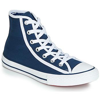 Schoenen Kinderen Hoge sneakers Converse CHUCK TAYLOR ALL STAR GAMER CANVAS HI Blauw