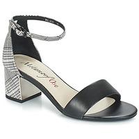 Schoenen Dames Sandalen / Open schoenen Metamorf'Ose EMBRASA Zwart