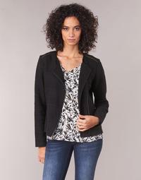 Textiel Dames Jasjes / Blazers One Step ROBI Zwart