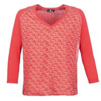 Textiel Dames Truien One Step ROBINA Rood