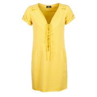 Textiel Dames Korte jurken One Step PATRICIA Geel