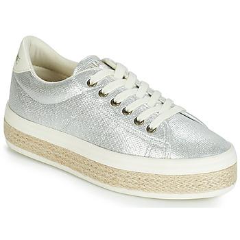 Schoenen Dames Lage sneakers No Name MALIBU Zilver