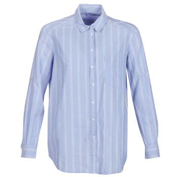 Textiel Dames Overhemden Ikks BN12175-41 Blauw