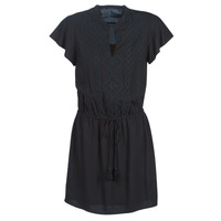 Textiel Dames Korte jurken Ikks BN30035-02 Zwart