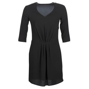 Textiel Dames Korte jurken Ikks BN30015-02 Zwart