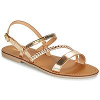 Schoenen Dames Sandalen / Open schoenen Les Tropéziennes par M Belarbi BATRESSE Goud