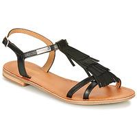 Schoenen Dames Sandalen / Open schoenen Les Tropéziennes par M Belarbi BELIE Zwart