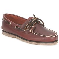 Schoenen Heren Bootschoenen Timberland CLASSIC 2 EYE Bruin