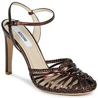 Schoenen Dames Sandalen / Open schoenen Moschino MA1603 Ebbehout