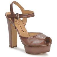 Schoenen Dames Sandalen / Open schoenen Eva Turner ERSILIA Bruin