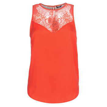 Textiel Dames Tops / Blousjes Guess SCARLET Rood