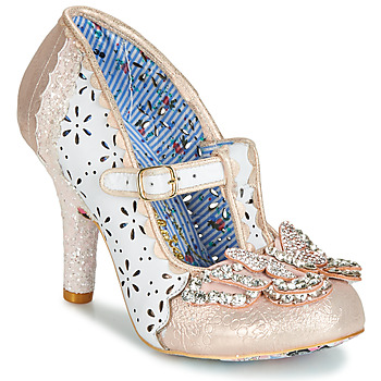 Schoenen Dames pumps Irregular Choice PAPILLON Wit