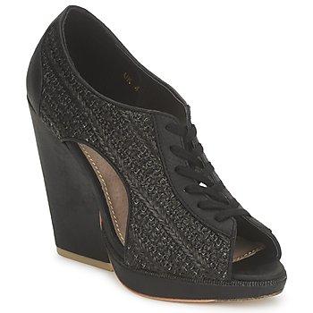 Schoenen Dames Low boots Feud WHIP Zwart