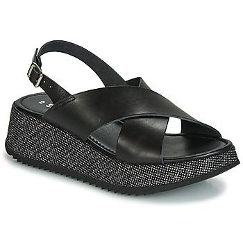 Schoenen Dames Sandalen / Open schoenen Sweet Lemon LILAR Zwart