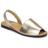 Schoenen Dames Sandalen / Open schoenen So Size LOJA Goud