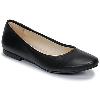Schoenen Dames Ballerina's So Size JARALUBE Zwart
