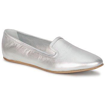 Schoenen Dames Mocassins Rochas RO18101 Zilver