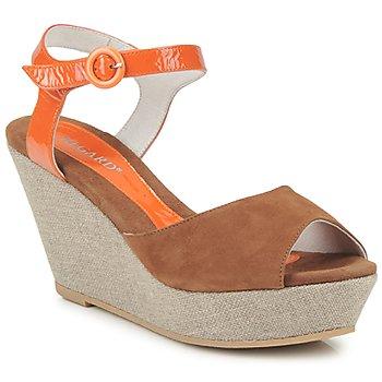 Schoenen Dames Sandalen / Open schoenen Regard RAFATI Camel