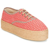 Schoenen Dames Espadrilles Betty London CHAMPIOLA Koraal
