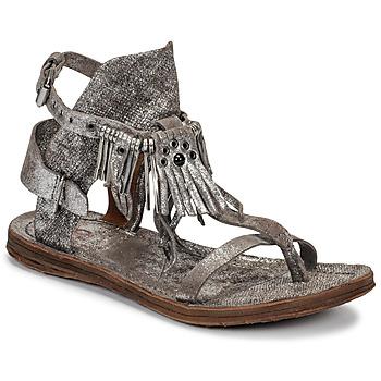 Schoenen Dames Sandalen / Open schoenen Airstep / A.S.98 RAMOS Zilver